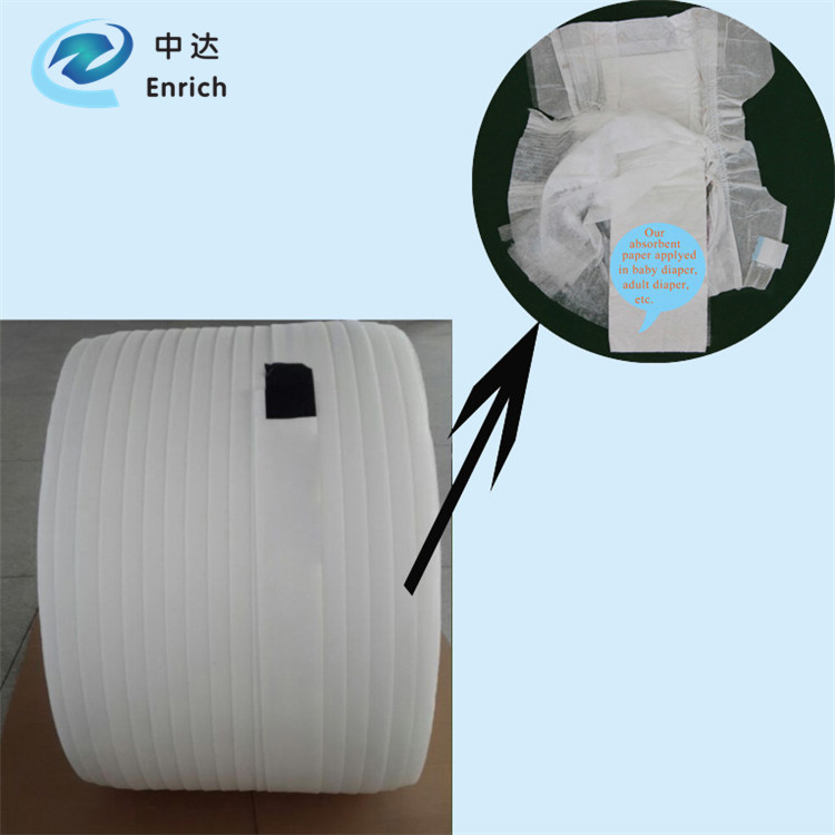 Super Absorbent Core for baby diaper and adult diaper