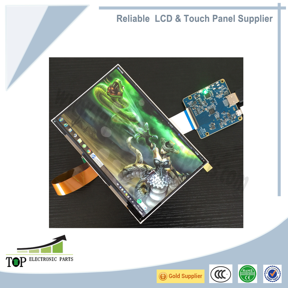 8 9'' Wqxga 2560x1600 Mipi Lcd Screen 61pins 4 Lanes Ips Lcd Display With  Cap Touch Screen - Buy 8 9'' Tft Lcd Screen Display,Mipi