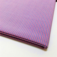environment friendly,breathable yarn dyed pattern woven bamboo fabric for men's shirt with nice handfeeling