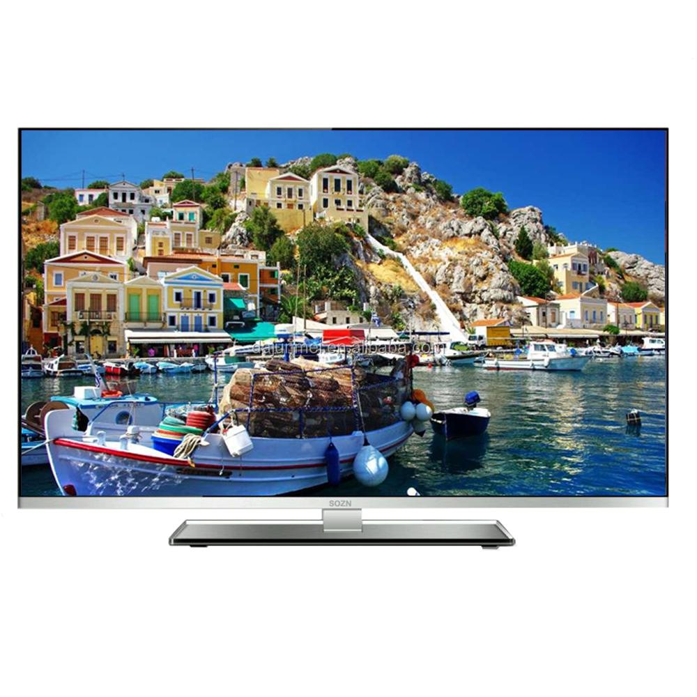 Sin Bordes Marco Tv 65 Pulgadas Led Tv Ultra Hd Televisión - Buy 65 ...