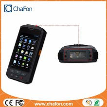 WiFi Barcode bluetooth handheld Android touch screen rfid reader