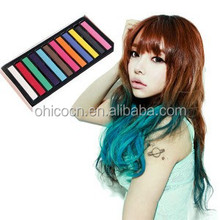 unscented hair color dye chalk salon membership card