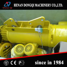 5 ton 5m High Quality Dual Speed Wire Rope Electric Hoist for Crane