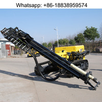 Best seller of 2016 KAISHAN KG940A hydraulic dth blasthole mobile drilling rig