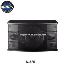 10 Inch Indoor Surround Sound Systems Pro Speaker For KTV,DJ,Home Cinema,Meeting Conference Room Morin A-320