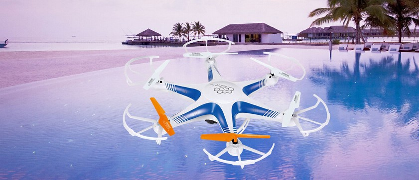 RC WIFI FPV Drone with camera 2.4G 4CH 6-Axis rc helicopter wifi camera drone