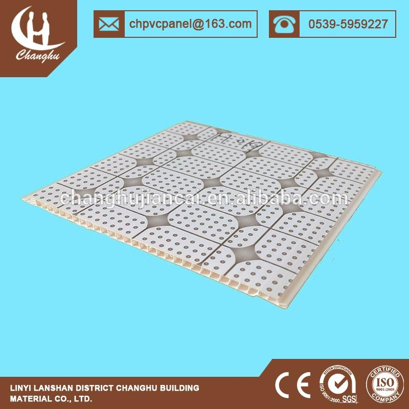 Light Weight drop ceiling tiles Hanging on Ceiling