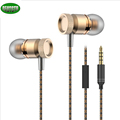 Super Clear Bass Metal Earphone Professional In EarBuds Noise Isolating Subwoofer High Sensitivity HiFi Headset