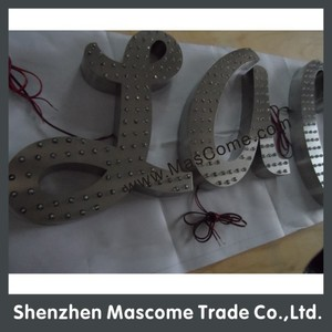 Wholesale - LED exposed light string pixel LED pixel module light led sign