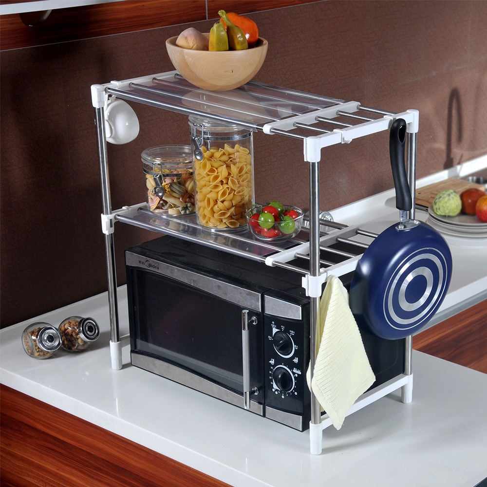 Kitchen Accessories Product ~ Wholesale kitchen accessories new shelf to microwave oven