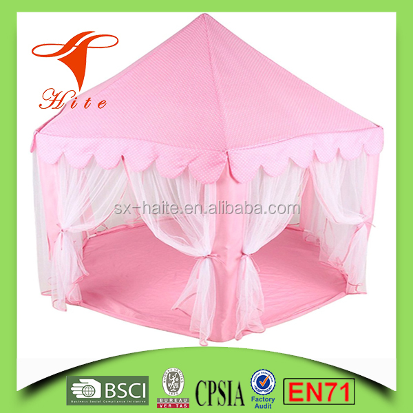 Pink Lovely Fairy Tent/ Princess Castle Playhouse /Best Kids Play Tent
