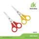 "4""Stationery Scissor Manufacturer With Colorful PP Handle"