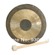 Antique Chinese Traditional 80cm Chau Gong For Sale