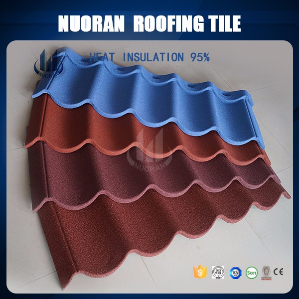 China Supplier Metal Roofing Heat Insulation Concrete Iron Transparent Spanish Kerala Roof Tiles Prices