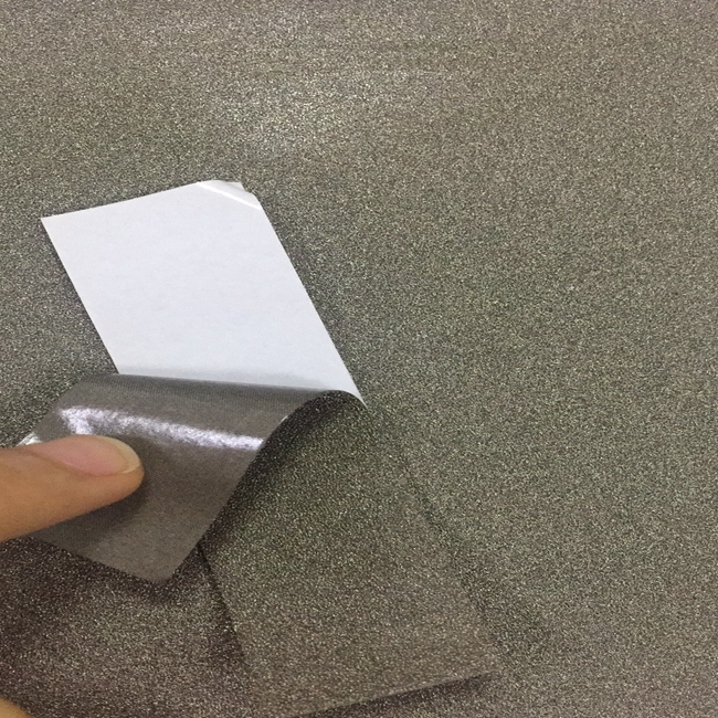 P2105 Electric conductive open cell foam tape made in China for EMI Wall EMI Gasket