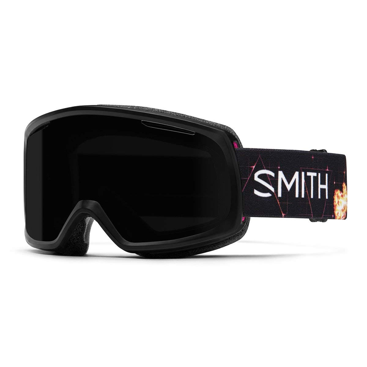 34f3c959b680 Get Quotations · Smith Optics Goggles Adult Riot Cylindrical Series  Oversized Lens RO2