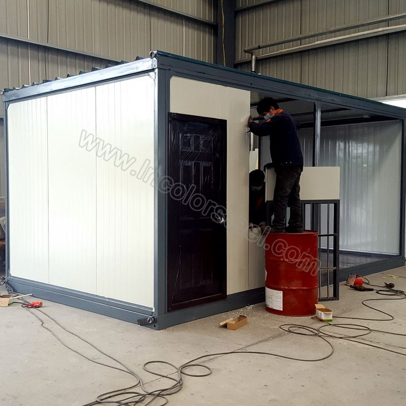 prefabricated bathroom design outdoor portable toilet mobile toilet prefab toilet with favorable price