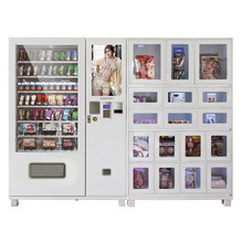 Combo vibrator sex toy vending machine with large capacity