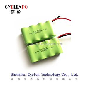 Cheapest 1.2V Rechargeable SC1500 NI CD Battery Pack for Indian Market