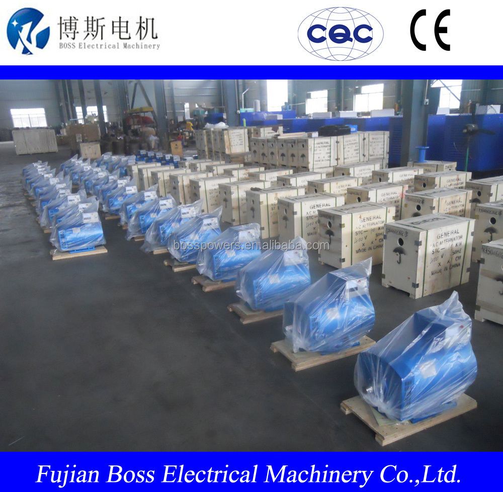 China Supplier Stc-5 5kw Cheap Alternator
