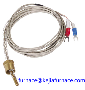 new 2014 best selling products K S B type assembly thermocouple used in muffle kiln made in china