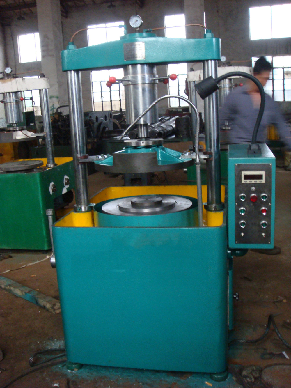 surface lapping machine