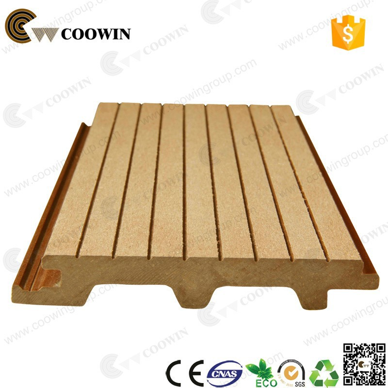Green ecological innovative technology texture and touch wpc decking