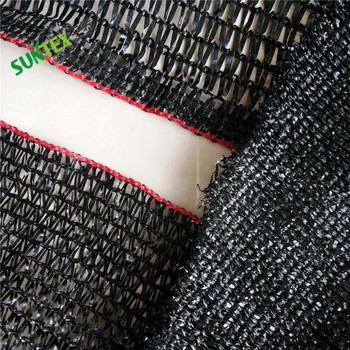 12m Width Heat Resistant Black Plastic Balcony Sunblock Mesh Fabric/uv  Protection Durable Polyethylene Gardening Sunscreen Mesh - Buy 12m Width  Heat
