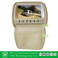7inch TFT LCD DVD headrest car monitor car headrest manufacturers (XY-7056)