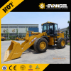 XCMG LW500K 3.8m 5t LOADER WITH Snow sweeper made in 2016 year