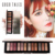 Colorful cosmetics private label matte makeup cosmetic 12 color eyeshadow palette eye shadow