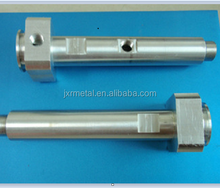 Stainless steel precision cnc lathe machine shaft /axle/roller spare parts machining