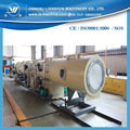 Good performance HDPE PE 1200mm tube extruding line making machinery