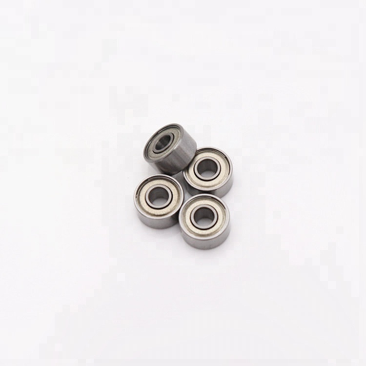3*8*4 china supplier 693 ZZ 2RS small miniature ball bearing deep groove ball bearing for factory price