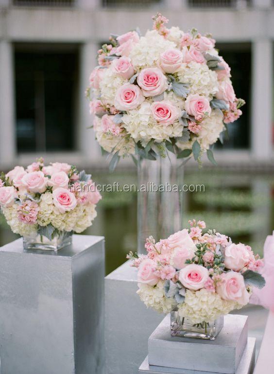 Rosa Blanco Hortensia Y Dusty Miller Arreglos Buy Arreglos De Rosas Artificialesarreglos Comestiblesarreglos Florales Product On Alibabacom