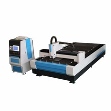 Gold quality laser cutting machine fiber 500W For SS CS MS