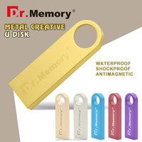 Dr.memory USB Flash Drive Pendrive Stick 8GB 16GB 32GB 64GB 128GB 2.0/3.0 Pen Drive Metal Ring Flash drive usb thumb stick usb