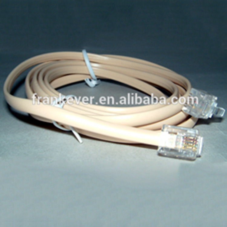 6p6c Flat Cable, 6p6c Flat Cable Suppliers and Manufacturers at ...