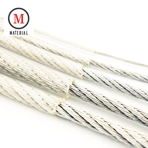 Best Price plastic coated stainless steel wire rope elevator steel wire rope for sale