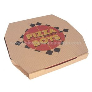 Food Grade Pizza Paper Box for Pizza Delivery