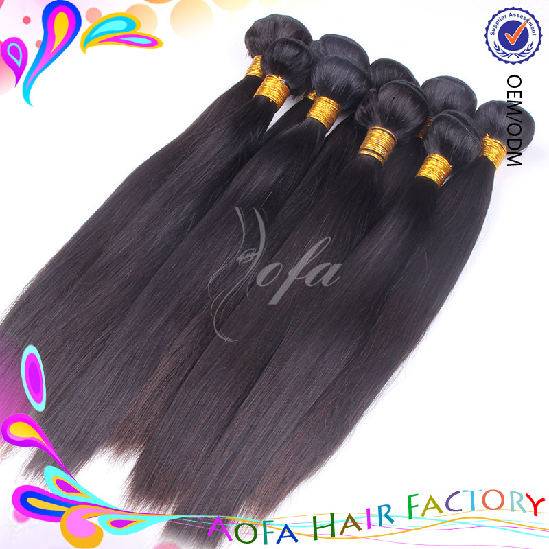 Superior quality factory price aaaaa 18inch body wave indian malaysian brazilian and peruvian hair