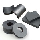 Industrial Magnet Application and Ferrite Magnet Composite Arc Shape Ferrite Magnet