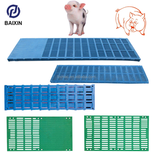 High Quality Plastic Pig Pen Floor For Goat Sheep Poultry Farm Plastic Slat Floor