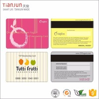 Shenzhen Manufacturer Printing Magnetic Busines Card