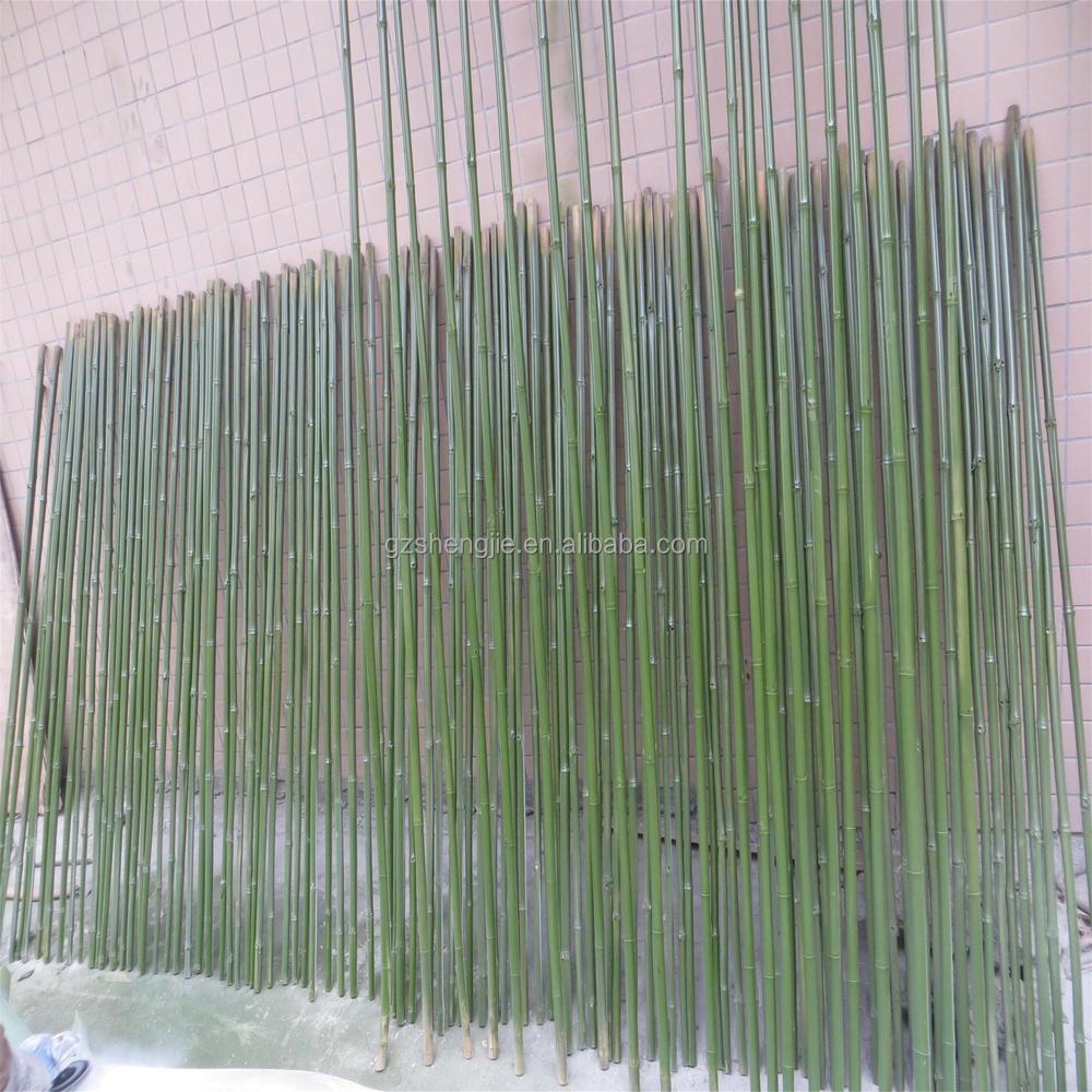 Bamboo Plant Sticks Wholesale Artificial Bamboo Poles