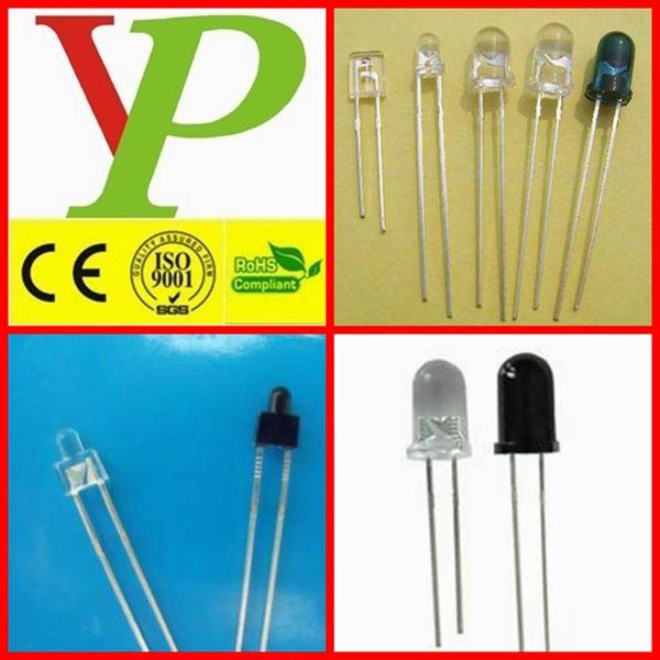 50 unidades diodos luminosos//LED//3mm azul 4000mcd Max.//alto estándar de fabricación