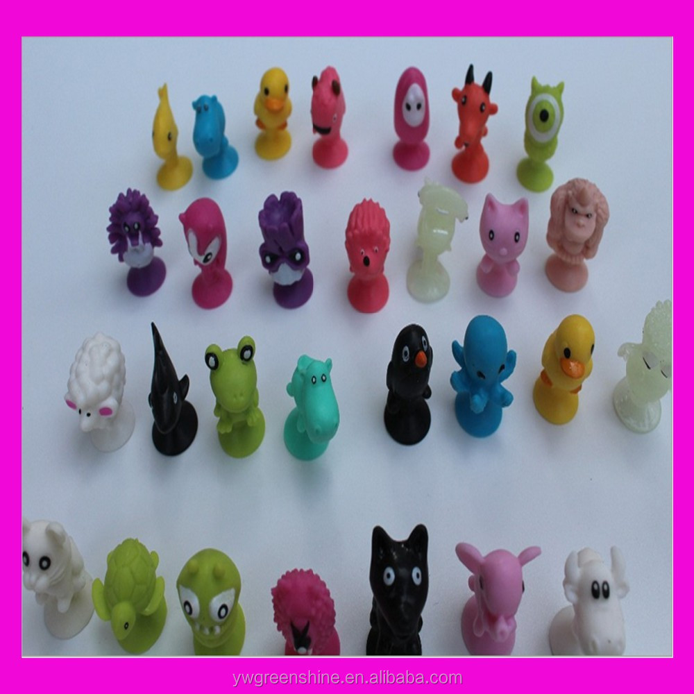 Factory Direct wholesale mini figure gashapon capsule toys