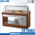 Fashion hoodl style wood restaurant beach salad bar equipment display