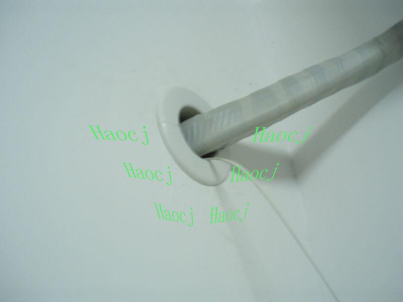 Dinding Penutup Lubang Melalui Dinding Plastik Lengan