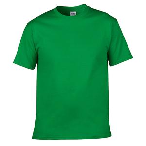 wholesale unisex men black white blank printable oem t shirts custom printing t-shirt